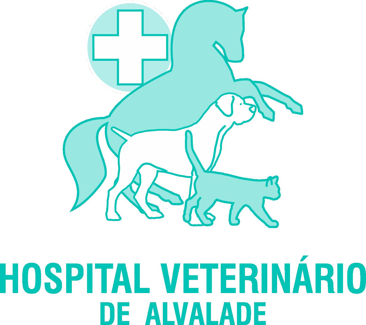 Logo do Hospital Veterinário de Alvalade